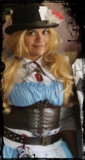 DIY Steampunk Alice by Annotated Audrey