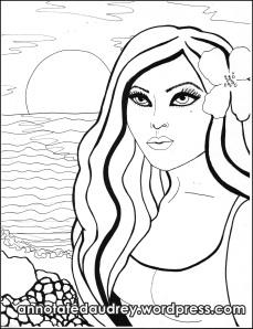 Kalani. Copyright. Annotated Audrey. 2013 ©