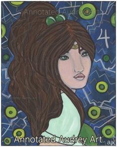 Lita. Copyright. Annotated Audrey. 2014 ©