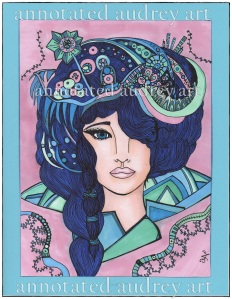 blue lynn annotated audrey