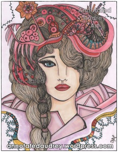 Lynn. Colored AnnotatedAudrey TM