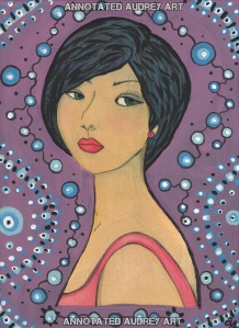 Susan Redux Annotated Audrey Art