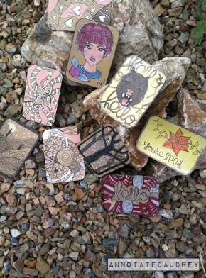 Artist Trading Cards: Tucson Edition