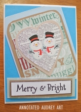 07 Annotated Audrey Christmas Cards