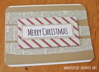 09 Annotated Audrey Christmas Cards