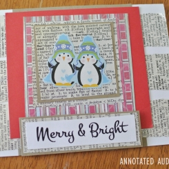 17 Annotated Audrey Christmas Cards