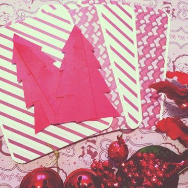 annotated audrey christmas card supplies