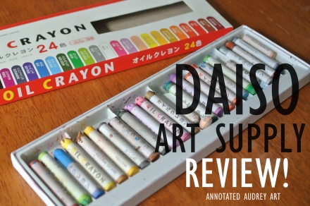 ANNOTATED AUDREY DAISO REVIEW PROMO