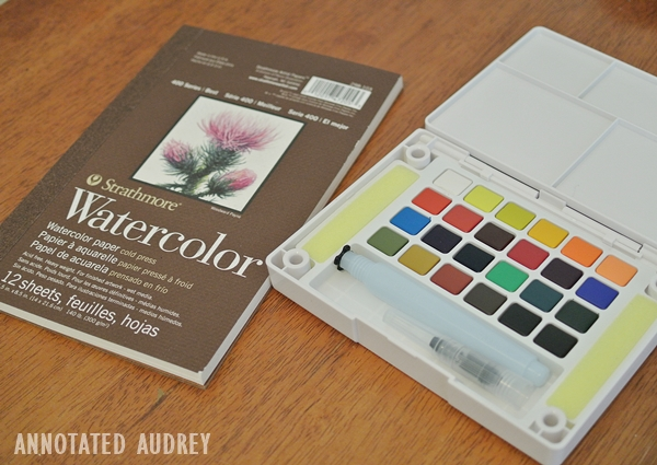 Koi Watercolor Review 1