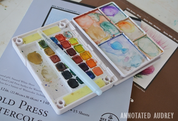 Koi Watercolor Review 7