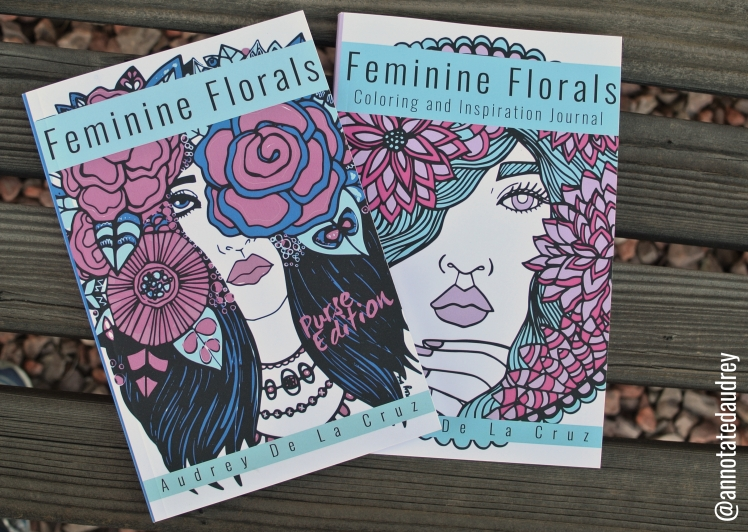 Feminine Florals Coloring Collection_Purse Edition and Journal.JPG