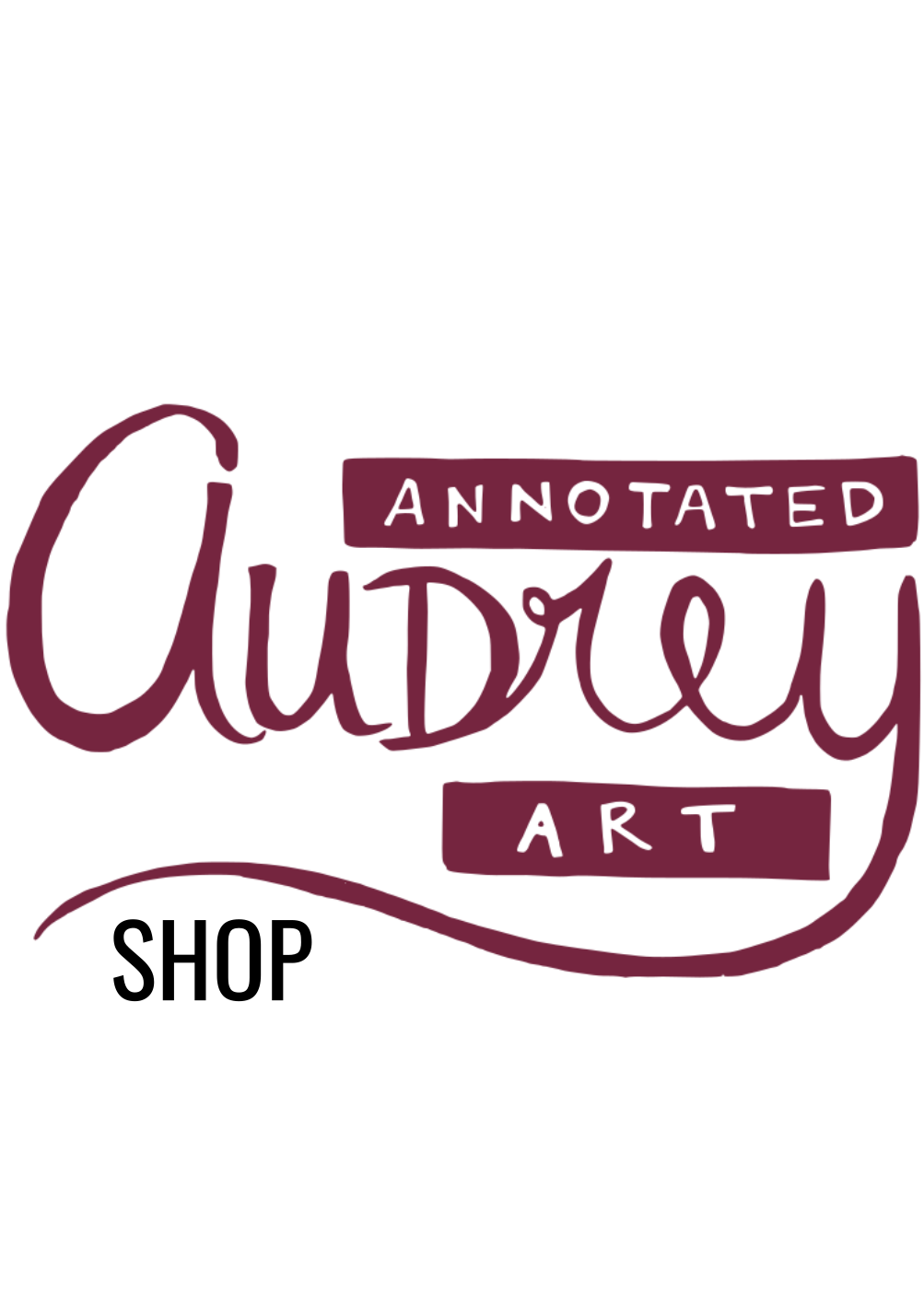 ANNOTATED AUDREY ART ONLINE STORE