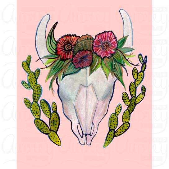 The Steer by Audrey De La Cruz