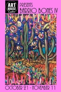 Barrio Bones Art House Centro Audrey De La Cruz