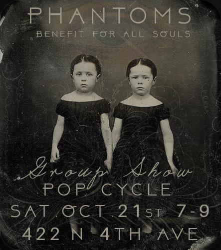 phantoms art show