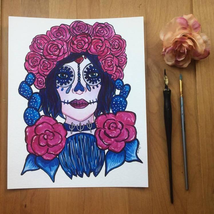 Rosalee by Audrey De La Cruz