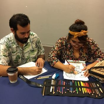 Coloring at Moveable Feast Art Show.jpg