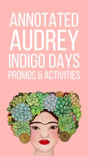 Annotated Audrey Art Indigo Days Creative Tribe Workshop
