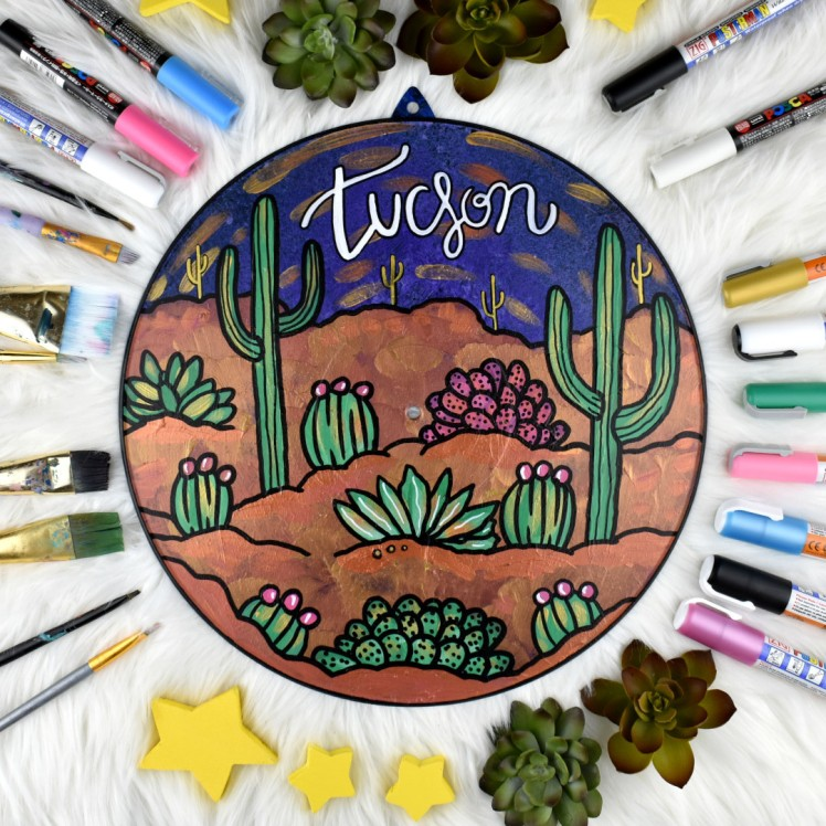 Tucson by Audrey De la Cruz AKA Annotated Audrey