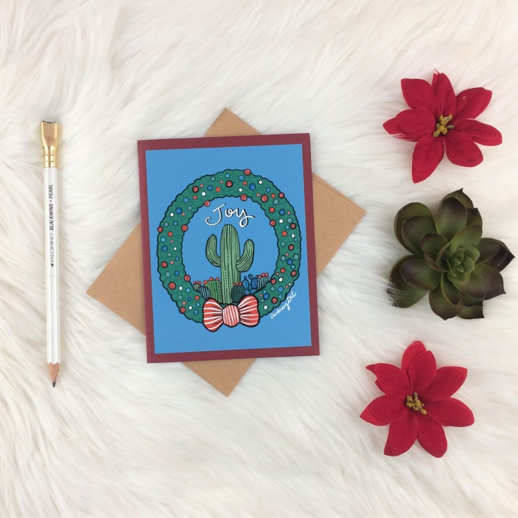 Holiday Cards by Annotated Audrey 2