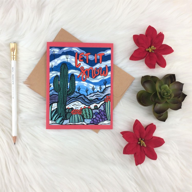 Holiday Cards by Annotated Audrey 4