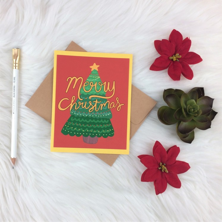 Holiday Cards by Annotated Audrey 5