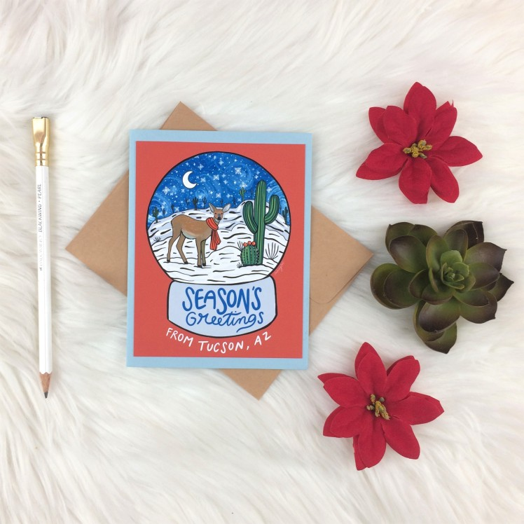 ohHoliday Cards by Annotated Audrey 8